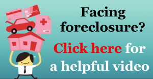 Foreclosure Help Video Slide