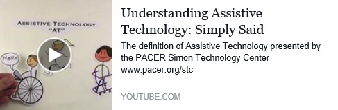 Understanding Assistive Technology